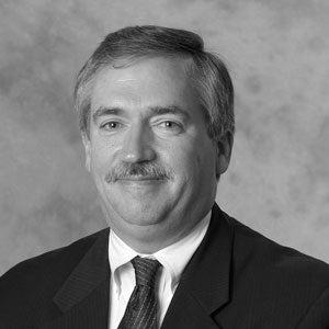Portrait of John Kolb, VP for Information Services and Technology